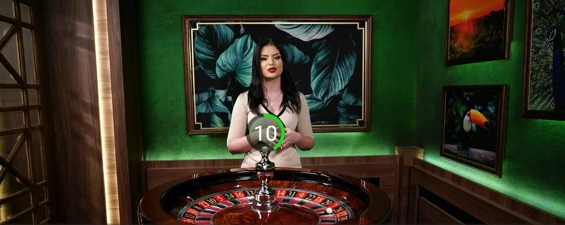 online roulette play